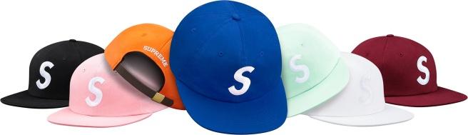 Supreme S Caps