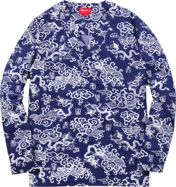 Supreme Japanese Print Shirt